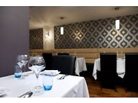 Waiter/waitress position available at the most popular restaurant in Sutton Coldfiled