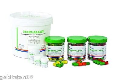 Dental Amalgam Marvalloy Reg 50 Caps Spill 1400 Mg 43 Silver By Dmp