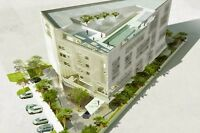 Montreal-Chinatown Condo-Hotel 80 Condos Project for sale