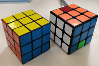 Wanted: Rubik's cube solving machine