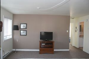 Great Top Level three bedroom apt for rent, Alymer, avail now