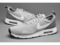 Nike Air Max Tavas Size UK 8 BRAND NEW BOXED - Reciept - Cool Grey
