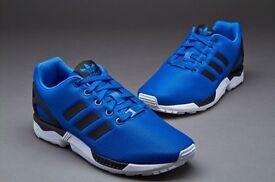 Brand new men's Adidas Flux (Size 8)