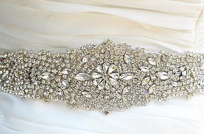 Разное SALE crystal rhinestone Wedding Belt,