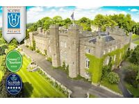Family entry to 5* Scone Palace
