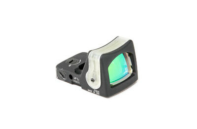 Trijicon RMR Dual Illuminated Reflex Sight in Matte Black RM04 Amber 7 MOA Dot