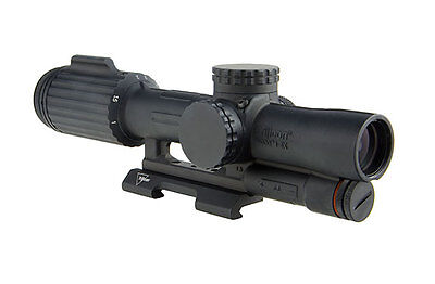 Trijicon VC16-C-1600044 VCOG 1-6x24 Riflescope Green Segmented Circle Crosshair