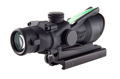 NEW Trijicon TA31F-G ACOG 4x32 Scope Dual Illuminated Green Chevron Reticle .223