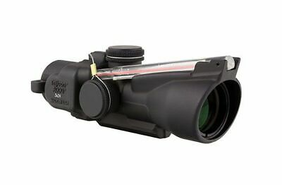 Trijicon 3x24 Compact ACOG Scope Low Height, Dual Illuminated Red : 400229
