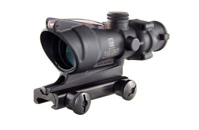 NEW Trijicon TA31-CH ACOG 4x32 Scope Dual Illuminated Red Crosshair Reticle .223