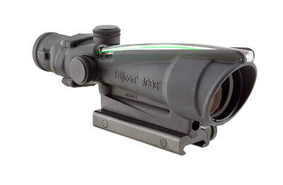 Trijicon TA11E-G ACOG 3.5x35 Scope Illuminated Green Chevron BAC .308 Flattop
