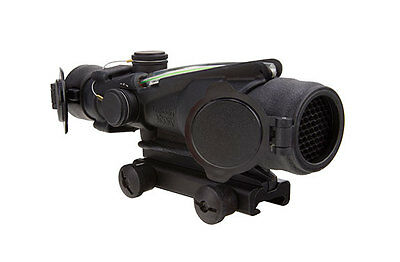 Used, Trijicon TA31RCO-M150CP-G ACOG 4x32 BAC Combat Optic RCO Scope Green Chevron for sale  USA