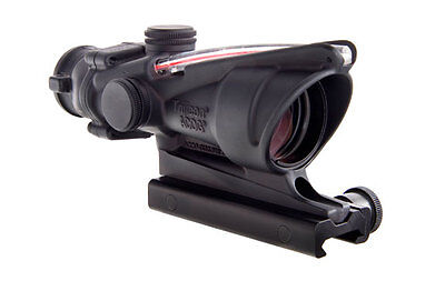 Trijicon TA31-H ACOG Rifle Scope 4x32mm Red Horseshoe Dot Reticle