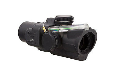 Trijicon TA44-C-400243 1.5x16S Compact ACOG Scope Low Illuminated Green Ring Dot