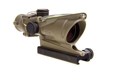 Trijicon TA31-D-100367 ACOG 4x32 Scope Green Horseshoe / Dot .223 Dark Earth