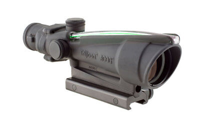 Trijicon TA11H-G ACOG 3.5x35 Dual Illuminated Green Horse Shoe Dot 223 (TA11H-G)