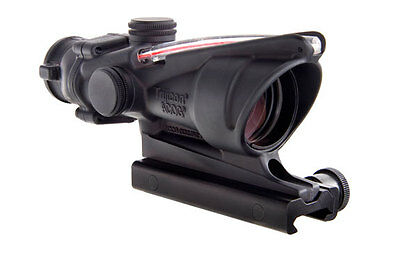 Trijicon TA31H-68 ACOG 4x32 Scope Illuminated Red Horseshoe Dot 6.8 Ballistic