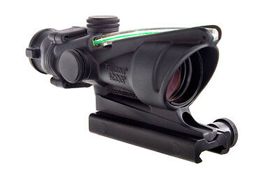Trijicon TA31F-G ACOG 4x32 Green Chevron Reticle Riflescope w/ TA51 Mount 100218
