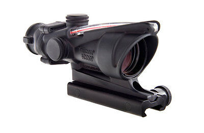 Trijicon ACOG TA31-CH Rifle Scope 4x32 Dual Illum Crosshair w/Flattop MT NEW