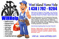 WIHHelp : West Island Home Help - Let's Get That Project Started