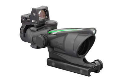 Used, NEW Trijicon ACOG Rifle Scope 4x32mm Green Crosshair RMR Reticle TA31-C-100552 for sale  Rolling Meadows