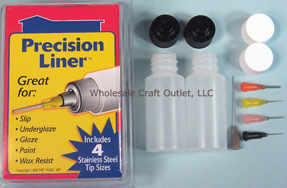 PJ's Precision Applicator Kit Multi-Purpose (Includes 4 additional tips) Health & Beauty