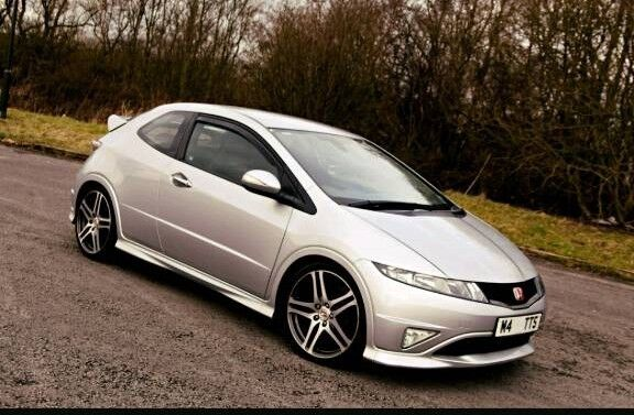 Looking for civic type r