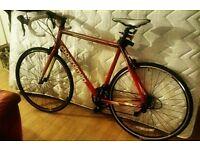 Chris Boardman sport road bike