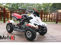Joblot of MotoX1 mini 49cc quad bike pocket bikes brand new 2017 Over stock
