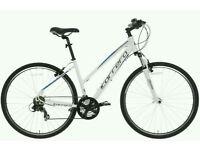 CARRERA CROSSFIRE Ladies Hybrid Bike - Brand New!!
