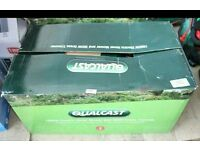 1X BOXED QUALCAST ELECTRIC HOVER MOWER 1600 W