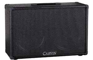carvin g212 dual 12 034 2x12 open back guitar extension speaker cab cabinet new ebay. Black Bedroom Furniture Sets. Home Design Ideas