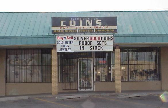 Albuquerque Coins Ebay Store