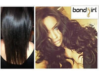 Bondgirl Hair Extensions | Mobile Service | Solihull Birmingham Coventry West Midlands Warwickshire