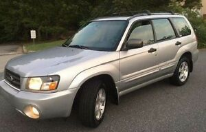 2004 Subaru Forester SX Limited 160K