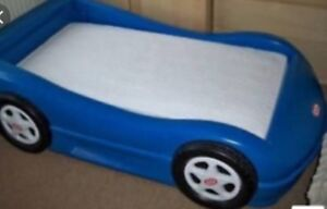 little tykes race car toddler bed