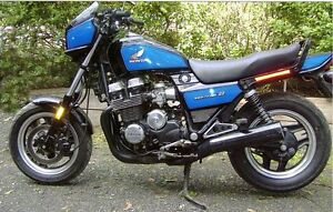 1984 honda 750 night hawk s Peterborough Peterborough Area image 1