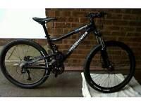 Commencal premier source Dual suspension XC Mountain Bike