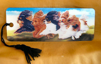 Cavalier King Charles Spaniel Bookmark