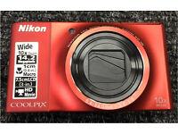 Nikin coolpix S8000