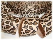Cheetah Print Ribbon