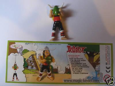 """""""50 Jahre Asterix"""" Soupalognon y Crouton mit BPZ """"F"""""""