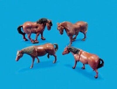 Caballos y Ponis - Oo/Ho Animales - Model Scene 5105-P3 segunda mano  Embacar hacia Spain