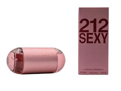212 Sexy by Carolina Herrera 3.4 oz EDP Perfume for Women New In Box