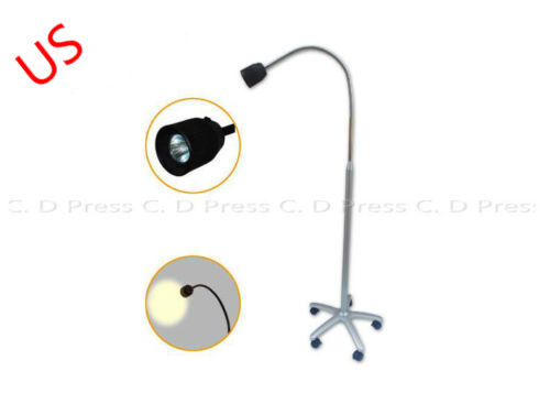 110v 35w Jd1500 Halogen Light Floorstanding Shadowless Medical Exam Lamp