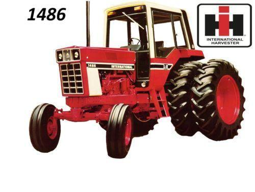 Ih 1086 Steps : International tractor ebay