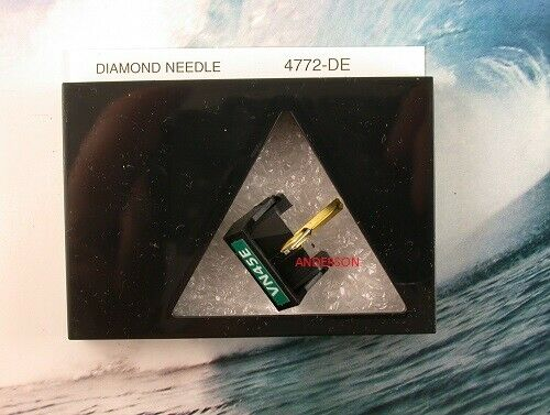 STYLUS NEEDLE FOR SHURE VN45E V15 TYPE IV V 772-DE 4772-DE Brand New