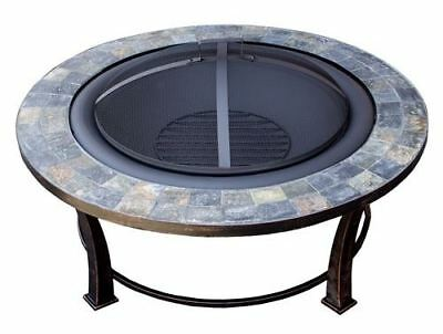 Do it Best Global Sourcing: 34 in Slate Fire Pit, FTB-51216