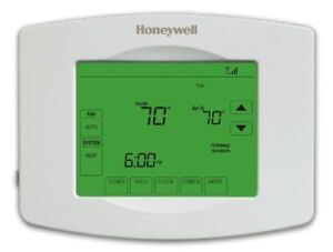 Honeywell Wi-Fi 7-Day Programmable Touchscreen Thermostat