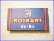 Rotbart Razor